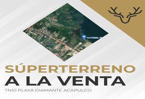 Foto de terreno habitacional en venta en boulevard de las naciones , playa diamante, acapulco de juárez, guerrero, 0 No. 01