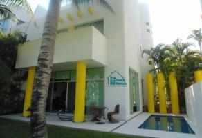 Foto de casa en venta en boulevard de las nmaciones 01, olinalá princess, acapulco de juárez, guerrero, 8620533 No. 01