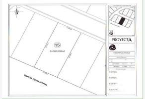 Foto de terreno habitacional en venta en boulevard de los lagos , malacatepec, ocoyucan, puebla, 20405865 No. 01