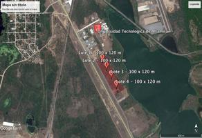 Foto de terreno industrial en venta en boulevard de los rios , monte alto, altamira, tamaulipas, 18155103 No. 01