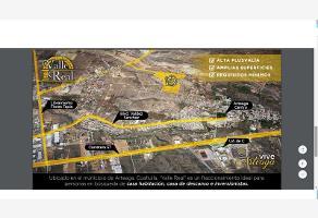 Foto de terreno habitacional en venta en boulevard del real , el refugio, arteaga, coahuila de zaragoza, 9695944 No. 01