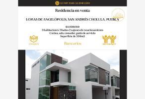 Foto de casa en venta en boulevard europa s/n parque central 1, san andrés cholula, san andrés cholula, puebla, 0 No. 01
