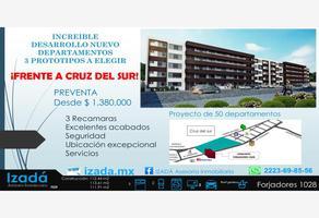 Foto de departamento en venta en boulevard forjadores 1028, santiago momoxpan, san pedro cholula, puebla, 0 No. 01