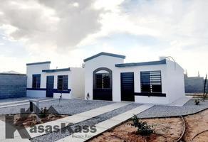 Foto de casa en venta en boulevard fundadores , manuel valdez, juárez, chihuahua, 15871281 No. 01