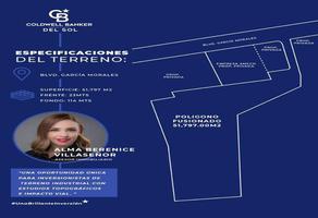 Foto de terreno habitacional en venta en boulevard garcia morales , la manga, hermosillo, sonora, 11448001 No. 01