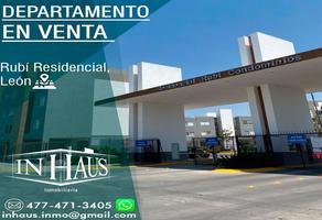 Foto de departamento en venta en boulevard haciendas de león , lagos del country, león, guanajuato, 20222946 No. 01