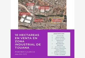 Foto de terreno industrial en venta en boulevard hector teran teran 1, jardín dorado, tijuana, baja california, 0 No. 01