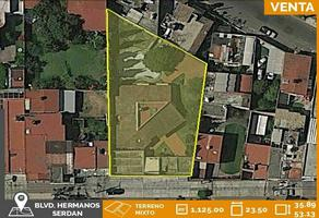 Foto de terreno comercial en venta en boulevard hermanos serdán , san rafael poniente, puebla, puebla, 0 No. 01