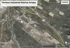 Foto de terreno habitacional en venta en boulevard insignia , aeropuerto ramos arizpe (plan de guadalupe), ramos arizpe, coahuila de zaragoza, 18365494 No. 01