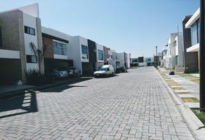 Foto de casa en renta en boulevard la plata , ampliación momoxpan, san pedro cholula, puebla, 0 No. 01