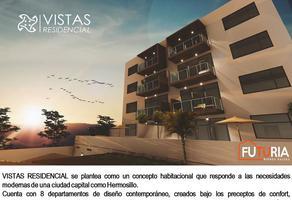 Foto de departamento en venta en boulevard las torres , banus, hermosillo, sonora, 0 No. 01