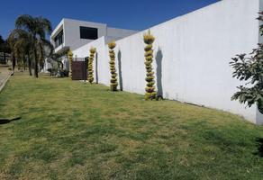 Foto de terreno habitacional en venta en boulevard lomas del valle , lomas del valle, puebla, puebla, 19224432 No. 01