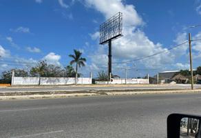 Foto de terreno habitacional en venta en boulevard luis donaldo colosio, terreno 1 , los naranjos, benito juárez, quintana roo, 0 No. 01