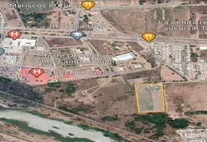 Foto de terreno habitacional en venta en boulevard madre teresa , country del río i, culiacán, sinaloa, 0 No. 01