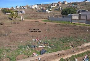 Foto de terreno habitacional en venta en boulevard mision santa lucia , misión del mar ii, playas de rosarito, baja california, 14296448 No. 01