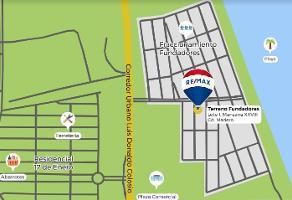 Foto de terreno habitacional en venta en boulevard nacionalista (lote 1, fraccionamiento fundadores) , miramar, ciudad madero, tamaulipas, 5940245 No. 01
