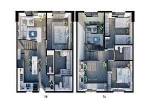 Foto de departamento en venta en boulevard navarrete , capistrano, hermosillo, sonora, 0 No. 01
