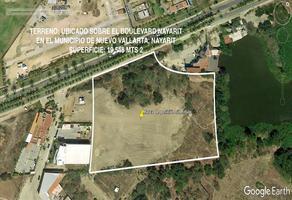 Foto de terreno habitacional en venta en boulevard nayarit , nuevo vallarta, bahía de banderas, nayarit, 0 No. 01