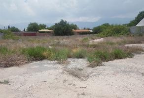 Foto de terreno habitacional en venta en boulevard ortiz de montellano , los doctores, saltillo, coahuila de zaragoza, 14036192 No. 01