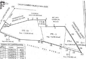 Foto de terreno habitacional en venta en boulevard oscar flores 0000 , partido iglesias, juárez, chihuahua, 17838709 No. 01