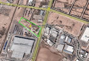 Foto de terreno comercial en venta en boulevard oscar flores , villa colonial infonavit, juárez, chihuahua, 8684855 No. 01