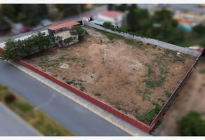 Foto de terreno habitacional en venta en boulevard paseo del cortijo , lomas de lourdes, saltillo, coahuila de zaragoza, 0 No. 01
