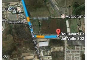 Foto de terreno industrial en venta en boulevard paseos del valle esquina adolf horn 0, santa cruz del valle, tlajomulco de zúñiga, jalisco, 5584489 No. 01