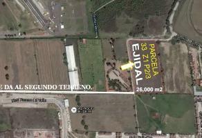 Foto de terreno habitacional en venta en boulevard paseos del valle , santa cruz del valle, tlajomulco de zúñiga, jalisco, 6885340 No. 01
