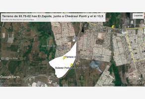 Foto de terreno habitacional en venta en boulevard portuario o kilometro trece y medio , río medio, veracruz, veracruz de ignacio de la llave, 13245792 No. 01