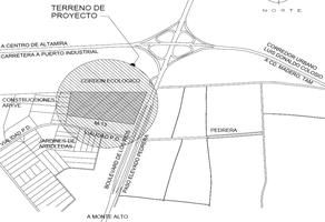 Foto de terreno industrial en venta en boulevard primex , arboledas, altamira, tamaulipas, 8411543 No. 01