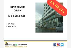 Foto de oficina en renta en boulevard principal de la ciudad ., centro, león, guanajuato, 7721195 No. 01
