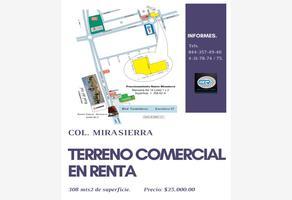 Foto de terreno comercial en renta en boulevard revolución a, nuevo mirasierra 2da etapa, saltillo, coahuila de zaragoza, 12968812 No. 01