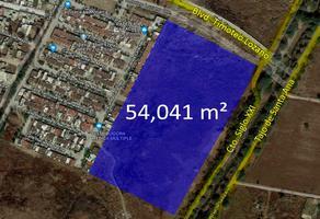 Foto de terreno comercial en venta en boulevard timoteo lozano , refugio de san josé, león, guanajuato, 16142995 No. 01