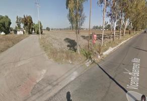 Foto de terreno habitacional en renta en boulevard vicente guerrero y ernesto domínguez , san andrés jaltenco, jaltenco, méxico, 10417679 No. 01