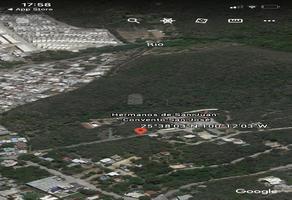 Foto de terreno comercial en venta en brazil , cerro de la silla uc, guadalupe, nuevo león, 15237515 No. 01