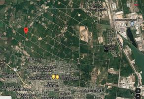 Foto de terreno industrial en venta en brecha el chocolate , las blancas, altamira, tamaulipas, 13638425 No. 01