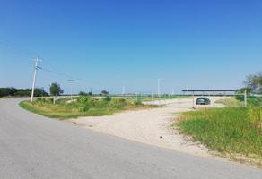 Foto de terreno comercial en renta en brecha el corpus , altamira sector iii, altamira, tamaulipas, 17087733 No. 01