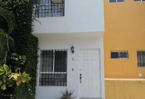 Foto de casa en renta en brisa 65, paraíso villas, benito juárez, quintana roo, 0 No. 01