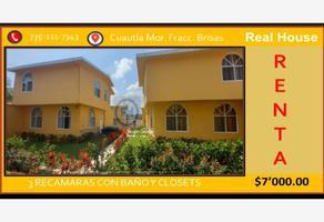 Foto de casa en venta en  , brisas de cuautla, cuautla, morelos, 11993658 No. 01
