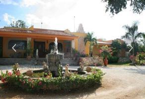 Foto de rancho en venta en  , brisas del mayab, kanasín, yucatán, 14752593 No. 01