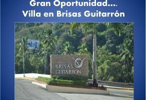 Foto de casa en venta en brisas guitarron , playa guitarrón, acapulco de juárez, guerrero, 0 No. 01