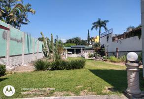 Foto de terreno comercial en venta en  , brisas, temixco, morelos, 17551708 No. 01