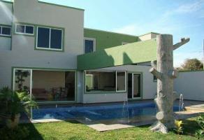 Foto de casa en renta en  , brisas, temixco, morelos, 7037866 No. 01