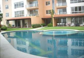 Foto de departamento en renta en  , buenavista, cuernavaca, morelos, 6433537 No. 01