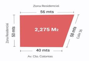 Foto de terreno habitacional en venta en  , buenavista, mérida, yucatán, 14276708 No. 01