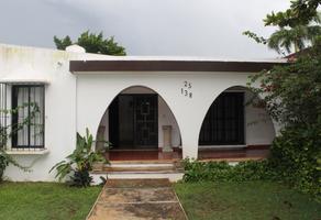 Foto de casa en renta en  , buenavista, mérida, yucatán, 17892906 No. 01