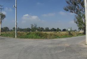 Foto de terreno habitacional en venta en  , buenavista, zumpango, méxico, 11695554 No. 01