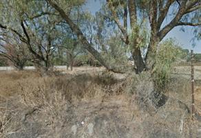 Foto de terreno habitacional en venta en  , buenavista, zumpango, méxico, 18030941 No. 01