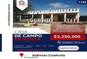 Foto de terreno comercial en venta en buenos aires, sabinas, coahuila, 26766 , buenos aires, sabinas, coahuila de zaragoza, 0 No. 01