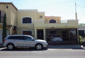 Foto de casa en venta en  , bugambilias, hermosillo, sonora, 14649487 No. 01